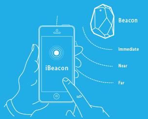 アップルの新しいサービス「iBeacon」っていったい何?