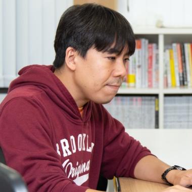 株式会社ワンゴジュウゴ<br>事業本部 WEBデザイナー:下小川 聡